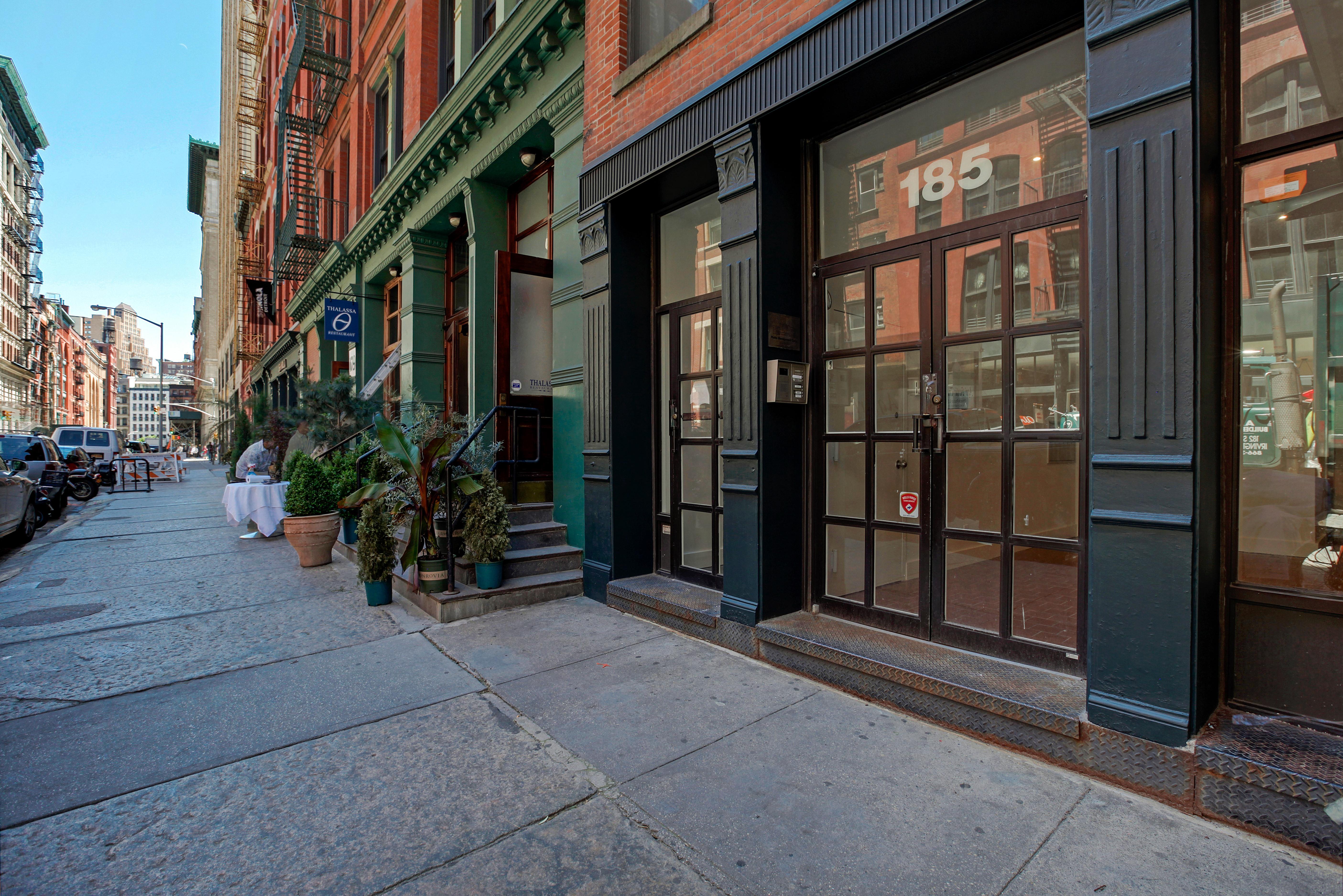 Full Floors 185 Franklin St Tribeca Hardwood Floor