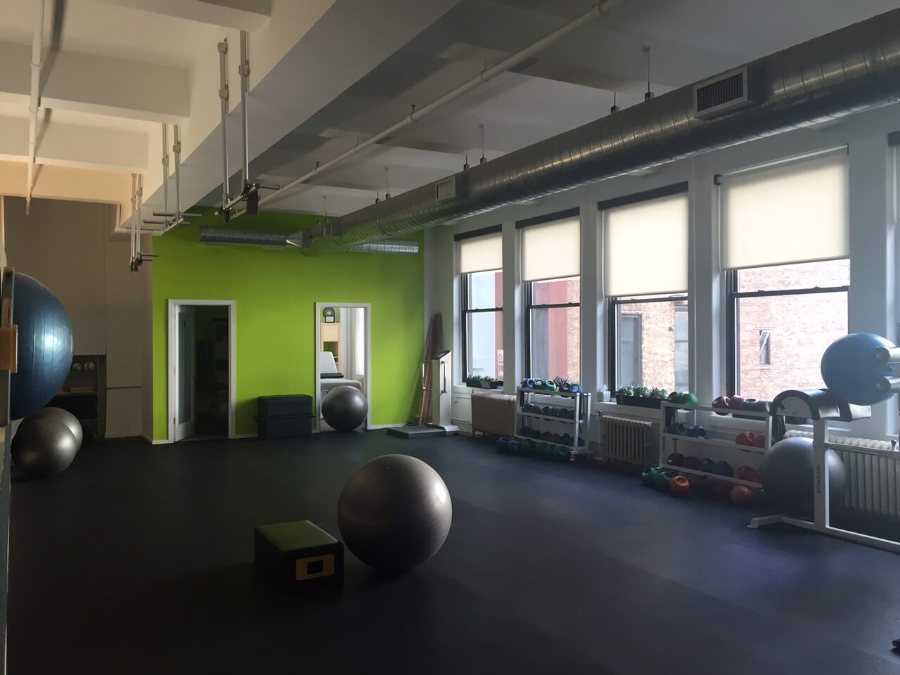 Fitness Studio for Sublet