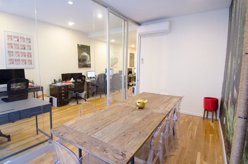 photos of kitchen floors renovated designer office steps from penn redwood 4166