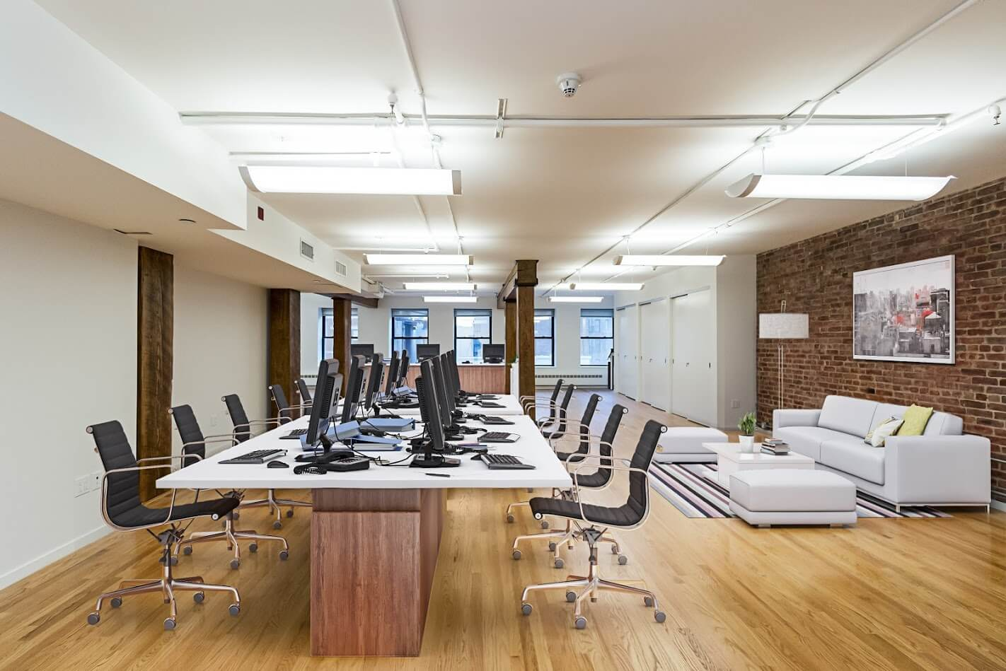 Small Nyc Office Spaces Redwood Property Group