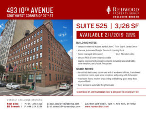 Hudson Yards Turnkey Office Space Opportunity